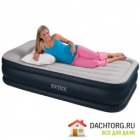 Надувная кровать Intex Pillow Rest Mid-Rise INTEX 67740