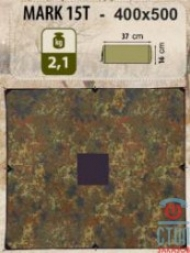 Tengu Mark 15 T 5M X 4 flecktarn