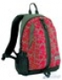 Active Leisure Spring Break Red Print/Charcoal